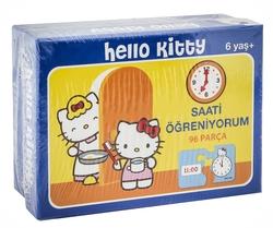 MEGA - Hello Kitty Saatleri Öğreniyorum 96 Parça Hk40630