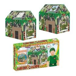 Furkan Toys - Homy Asker Oyun Evi Çadırı