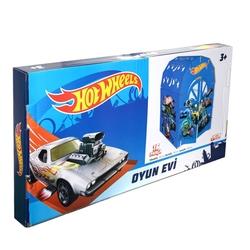Vardem Oyuncak - Hot Wheels 16 Parça Karton Oyun Evi