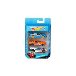 Hot Wheels - Hot Wheels 3 lü Araba Seti Yeni Seri