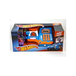Vardem Oyuncak - Hot Wheels Market Kasası Elektronik