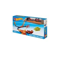 Hot Wheels - Hot Wheels Oyuncak Motor Yarışçıları 3 in1 Seti