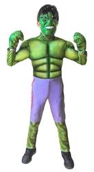HULK - Hulk Kostüm 10-12 Yaş