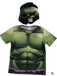 HULK - Hulk Yazlık T-Shirt 4-6 yaş