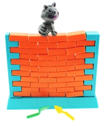 MEGA - Humpty Dumpty tuğla duvar oyunu