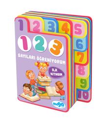 MEGA - İlk Kitaplarım- Sayıları Öğreniyorum
