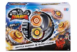 INFINITY NADO - Infinity Nado Split Metal 2´li Set Battle Buddha Blast Flame
