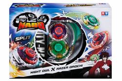 INFINITY NADO - Infinity Nado Split Metal 2´li Set Night Owl Razer Orochi