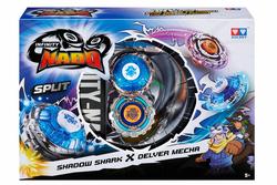 INFINITY NADO - Infinity Nado Split Metal 2´li Set Shadow Shark Delver Mecha