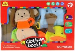 MEGA - İngilizce Yumuşak Bebek Kitapları