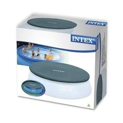 İntex - İntex 28022 Havuz Örtüsü 366 Cm Easy Kolay Kurulum Havuz Örtüsü Kapak