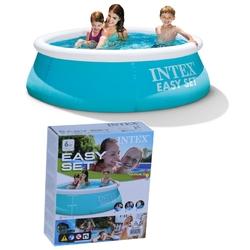 İntex - İntex 28101 Easy Kolay Kurulumlu İntex Şişme Aile Havuzu