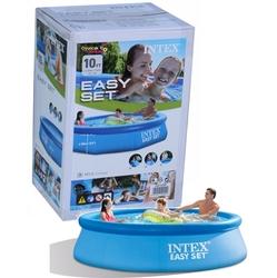 İntex - İntex 28120 İntex Easy Kolay Kurulum Mavi Renkli Havuz (305x76Cm)