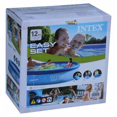 İntex 28130 İntex Easy Kolay Kurulum Havuz 366x76 cm