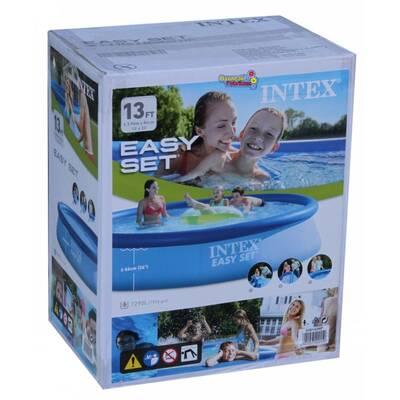 İntex 28143 Easy Kolay Kurulum Büyük Şişme Aile Havuzu 396 cm X 84 cm