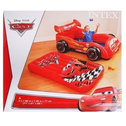 İntex - İntex 48667 Cars Oyun Havuzu &Yatak