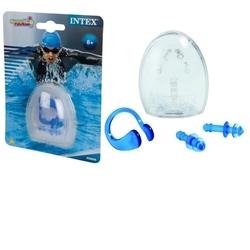 İntex - İntex 55609 Deniz Kulak Tıkacı ve Burun Klipsi Seti