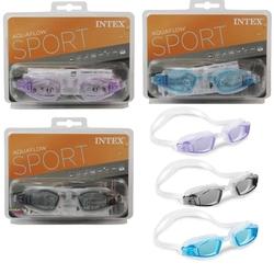 İntex - İntex 55682 Vakumlu Sporcu Yüzücü Gözlüğü (8+, 3 Renk)