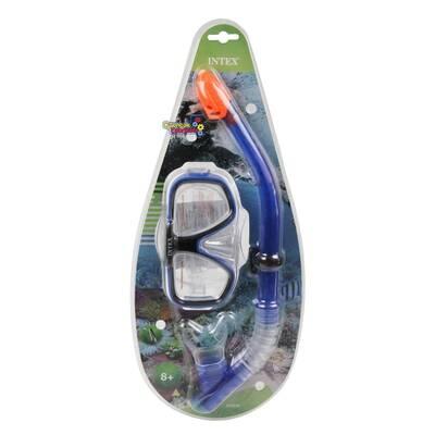 Intex 55948 Şnorkel Set (Maske ve Şnorkel)