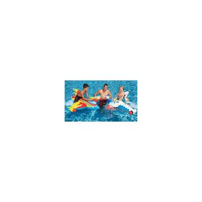 İntex 56539 Su Pompalı Uçak Binici 2 Adet Set