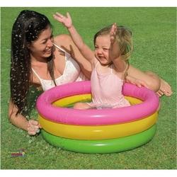 İntex - İntex 57107 İntex Mini Bebek Havuzu Altı Yumuşak Tabanlı 61x22Cm