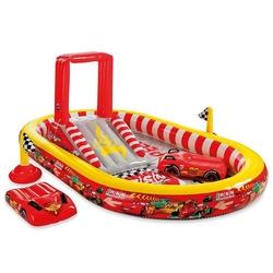İntex - İntex 57134 Cars Kaydıraklı Oyun Havuzu
