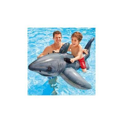İntex 57525 Köpek Balığı Binici 173x107 Cm
