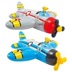 İntex - İntex 57537 İntex Su Atan Uçak Binici 132x130 cm