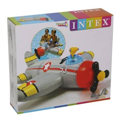 İntex 57537 İntex Su Atan Uçak Binici 132x130 cm