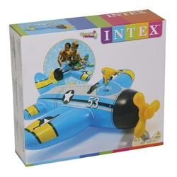İntex 57537 İntex Su Atan Uçak Binici 132x130 cm - Thumbnail