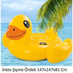 İntex - Intex 57566 Şişme Ördek Deniz Yatağı