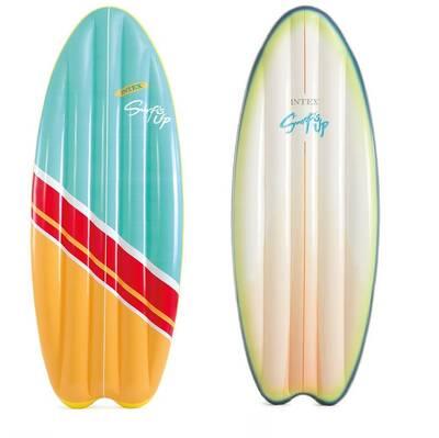 Intex 58152 Neşeli Şişme Sörf Tahtası (178X69Cm)
