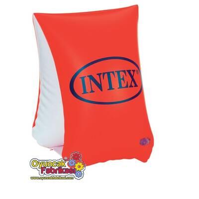 İntex 58641 Kırmızı Kolluk 30x15 Cm