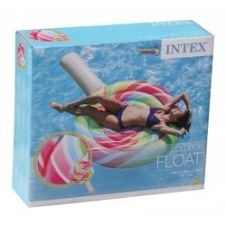 intex 58753 Şişme Lolipop Şeker Deniz Yatağı-Ada 208x135Cm - Thumbnail