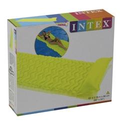 İntex - İntex 58807 Şişme Deniz Yatağı Katla & Taşı Yatak 229x86 Cm