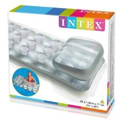 İntex - İntex 58894 Gümüş Bardaklı Yatak 188x71 Cm