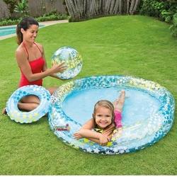 İntex - İntex 59460 Yıldız Desenli Havuz Set