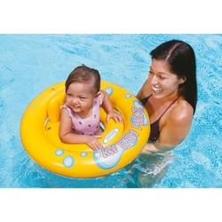 İntex - İntex 59574 Sarı Bebe Flotörü 67 Cm