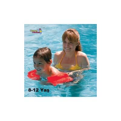 İntex 59642 Çift Boğumlu Kırmızı Kolluk 25x17 Cm 6-12 Yaş