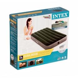 İntex - İntex 64107 Tek Kişilik Şişme Yatak Twin Dura-Beam Prestige Downy