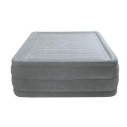 İntex - İntex 64418 Çift Kişilik Şişme Yatak Elektrikli Yüksek Yatak