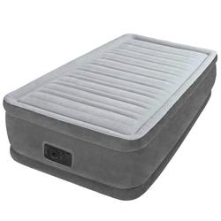 İntex - İntex 67766 Tek Kişilik Şişme Yatak Elektrikli Dura Beam