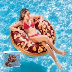 İntex - Intex Çikolatalı Donut Şişme Simit Intex 56262