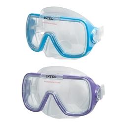 İntex - Intex Deniz Gözlüğü Wave Rider Yüzücü Maskesi