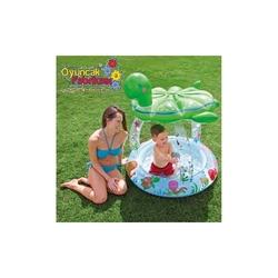 İntex - İntex Gölgelikli Kablumbağa Bebek Havuzu