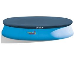 İntex - İntex Şişme Easy Kolay Kurulum Havuz Örtüsü 376x30 cm