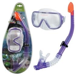 İntex - Intex Şnorkel Maskesi Yüzme Havuzu Şnorkel Dalış Gözlüğü