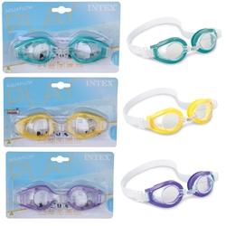 İntex - İntex Yüzücü Gözlüğü 3Renk (8+Yaş)