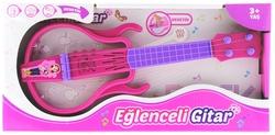 MEGA - Işıklı Müzikli Eğlenceli Mor Gitar