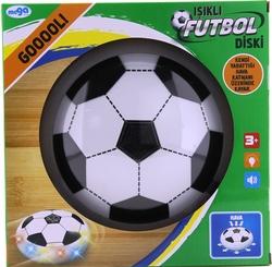 MEGA - Işıklı Sesli Havalı Futbol Diski